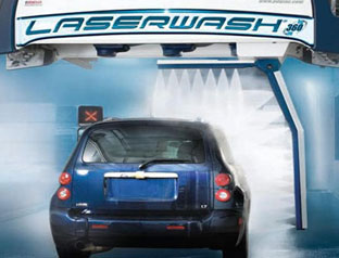 LaserWash Touch-Free