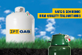 Available at EQUIPT: Aboveground and Underground Italian Gas Tanks from Antonio Merloni