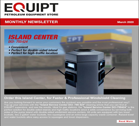 EQUIPT E-newsletter (March 2020)